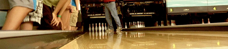 How do bowling alleys work?: photo courtesy COE Communications
